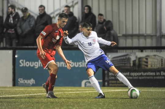 England v Wales in a Under 18 Schoolboys Centenary Shield match at Arbour Park on Friday 8th March 2019 (c) Garry Griffiths | ThreeFiveThree Photography