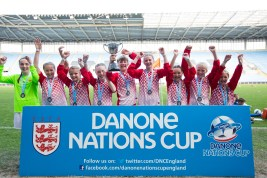 Danone Nation Cup 2018
