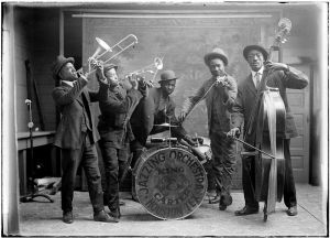 Carter and King Jazz Orchestra. Texas, 1926
