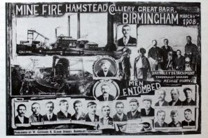 Hamstead Colliery Mine Disaster 1908