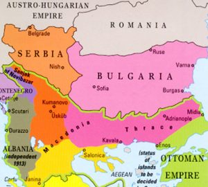 Causes of the First World War: The Balkans