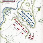 Map of the Battlefield at Towton