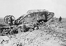 British Mark I Tank