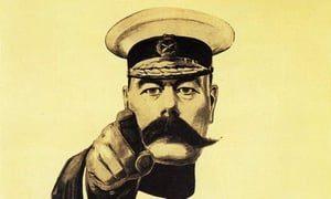 Kitchener recruitment poster