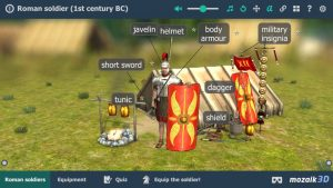 Edtech for resource for Primary History