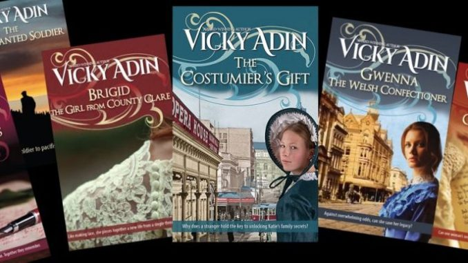 The Costumiers Gift by Vicky Adin