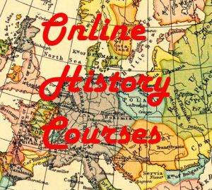 History Courses and CPD Online