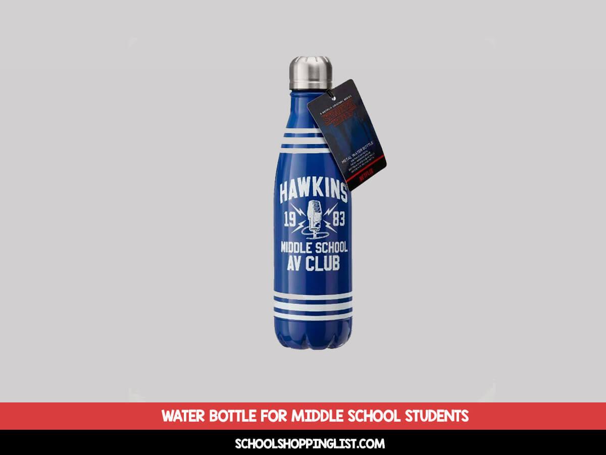 13 Best Water Bottle For Middle School Grade 6 8