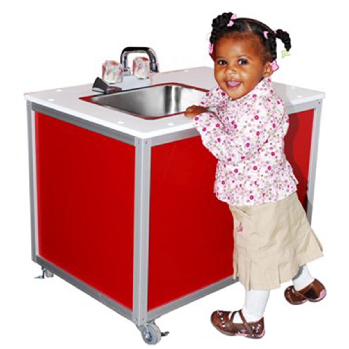 toddler portable sink 20 h