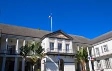 La préfecture, classée bâtiment historique. L'ancien hôtel du gouvernement, véritable forteresse, abritait des entrepôts, logements de fonction et bureaux.