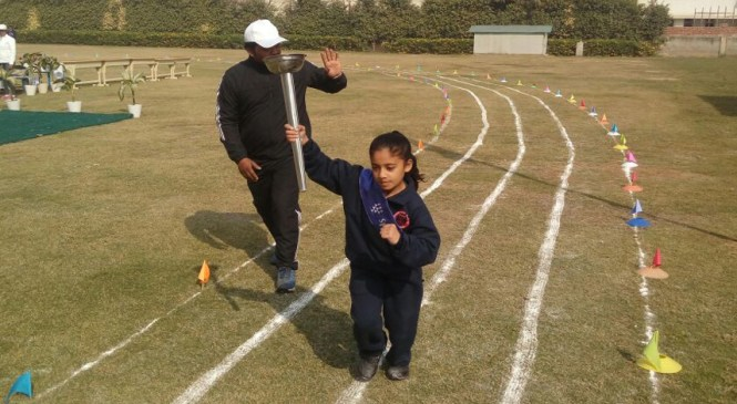 """Gyaananda School Organises Annual Sports Day """"AAROHNAM"""" for Primary Wing"""