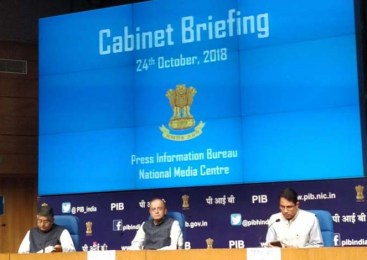 Cabinet Approves Scheme for IIS At Different Locations in the Country