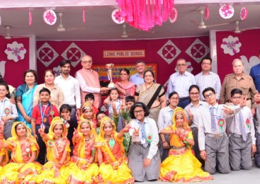LPS Celebrates Lion Wadhwa Memorial Inter School Fest 'Swapnil Rang –Anandotsav'