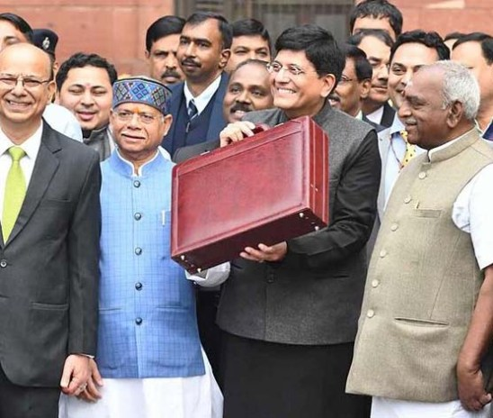 Highlights Of Interim Budget 2019-20