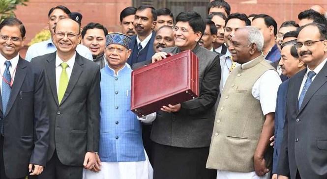 Highlights Of Interim Budget 2019-20