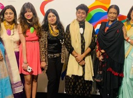 SHE-SHAKTI, Exhibition Attracts Art Lovers & Connoisseurs at Cosmo Arts (India) Gallery Gurugram