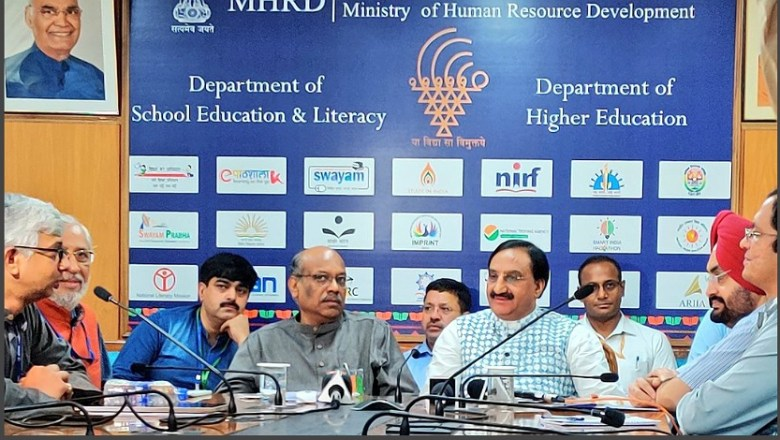 HRD Minister Inaugurates Five-day Grand Finale of Smart India Hackathon – 2019