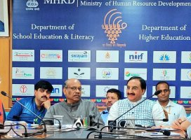 AICTE in Association With Various Organisations Carries out an Employability Skill Test : Nishank