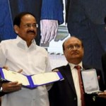 Vice President Conferes National Film Awards