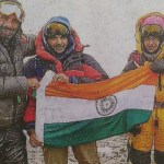 Navy Children School, Mumbai student Becomes the Youngest Girl to Summit Mount Aconcagua in South America