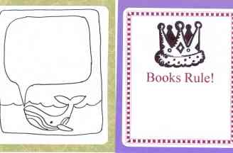 Bookplate - My designs
