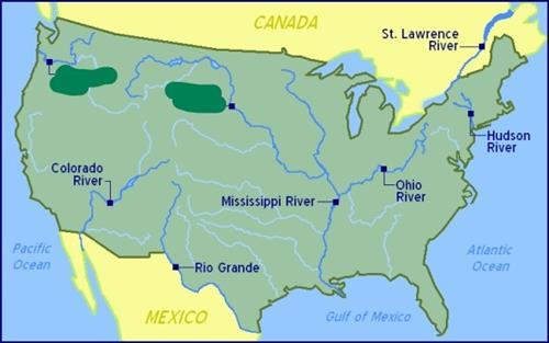 The Region Of Northeast United States