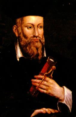 Nostradamus 1 Michel De Nostradame (Nostradamus): Biography & Predictions