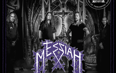 Final band for SDF 2020: MESSIAH!