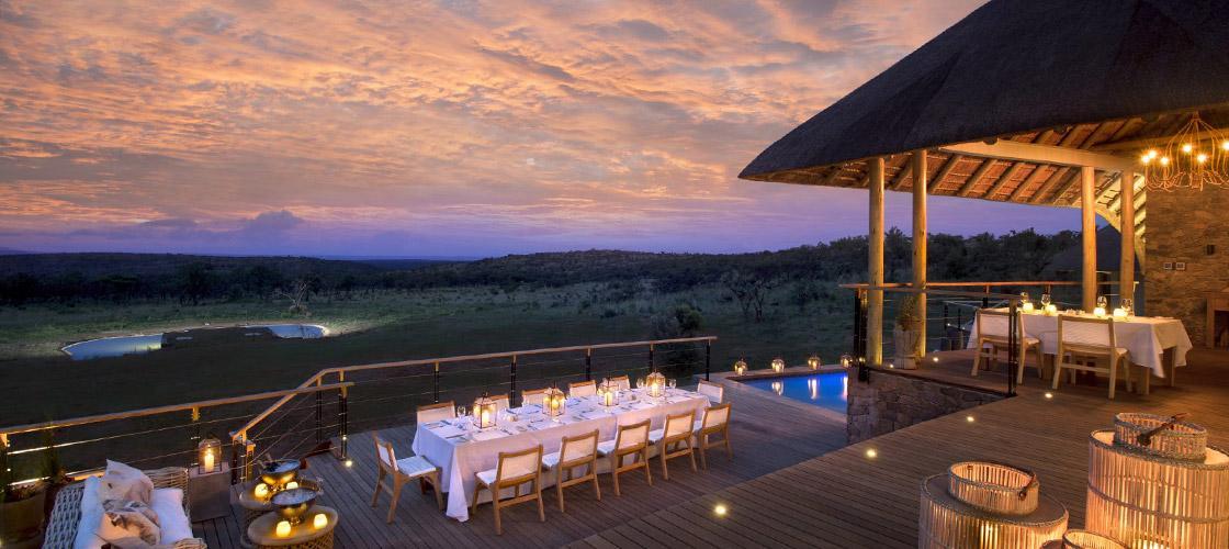 Mhondoro Safari Lodge and Villa within Welgevonden Game Reserve, Limpopo