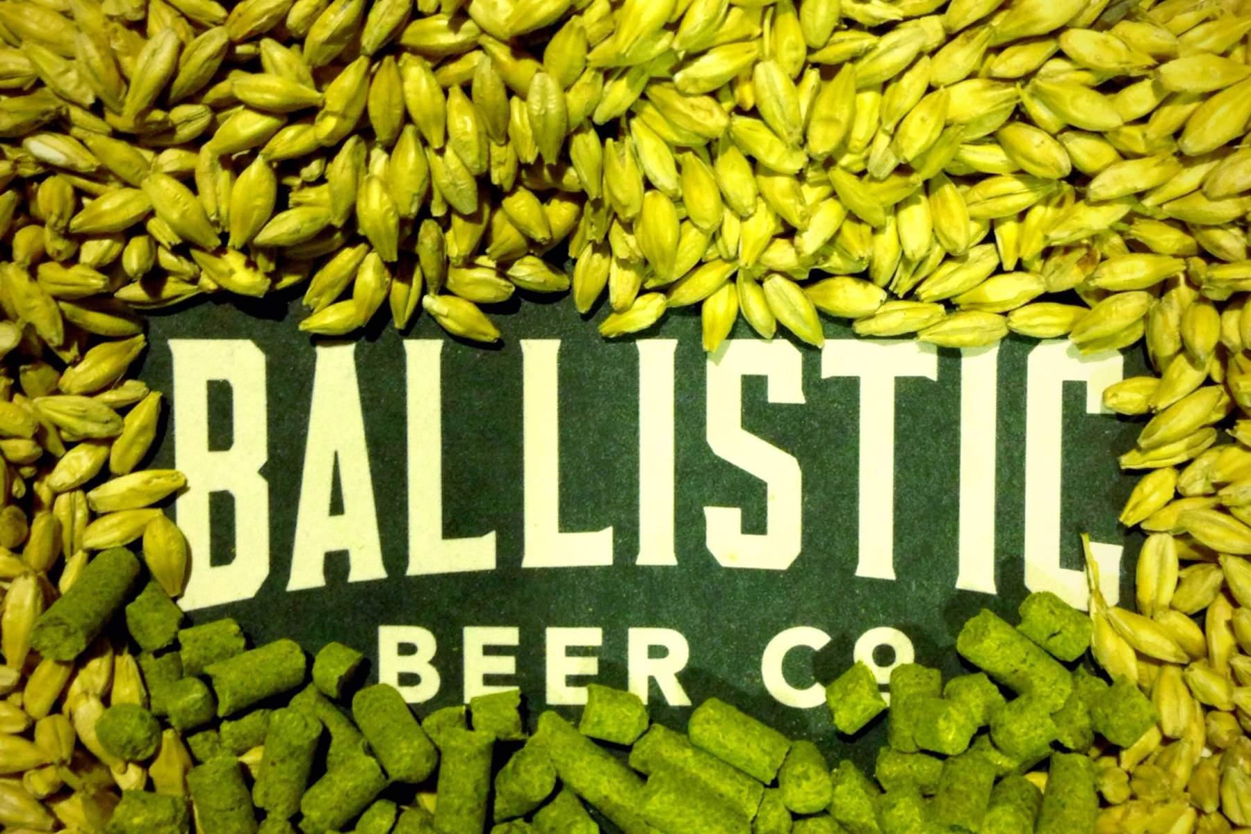 Ballistic Beer Co - Malt & Hops