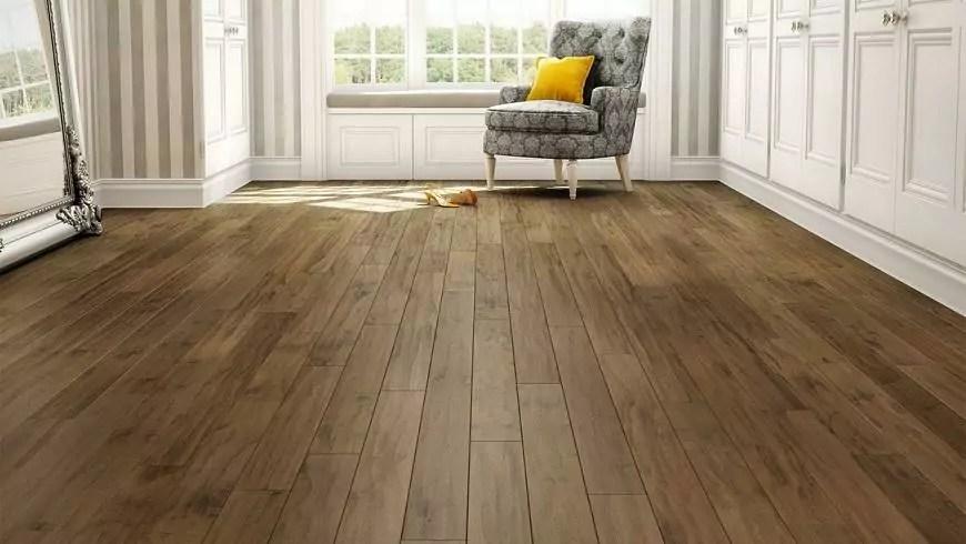 houten vloer schoonmaken azijn