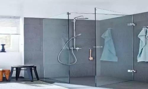 douchedeur ontkalken