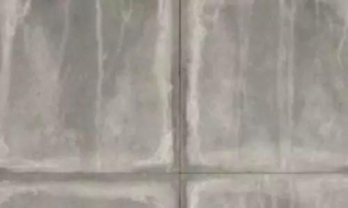 hardnekkige kalk verwijderen badkamer