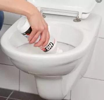hg wc reiniger