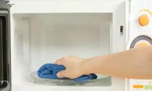 glas magnetron schoonmaken