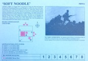 A scenario from Critical Hit!, Inc., covering early fighting in 1937 in China proper.