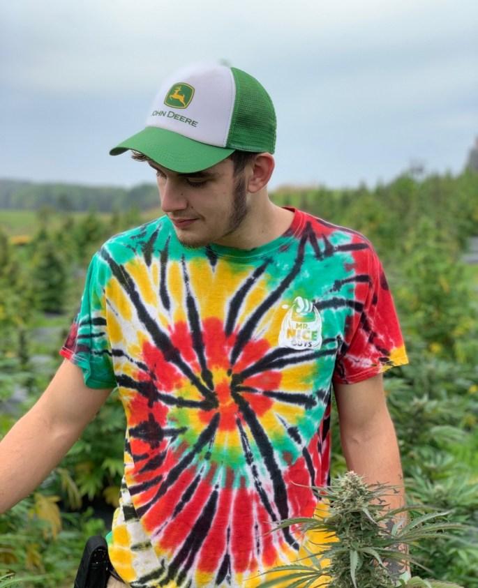 Matt Roberts: <em>Assistant Farm Manager</em>