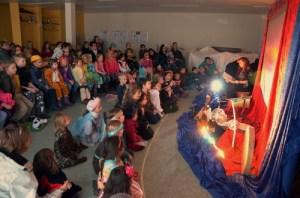 Kindernachmittag der Seegusler an der Fasnacht 2014