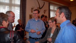CVP-Wahlfeier 2008 (zweite von rechts Kathrin Dönni)
