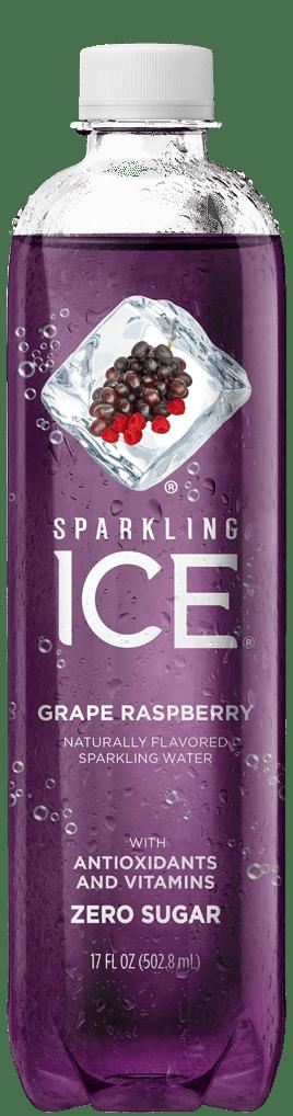 Sparkling Ice Grape Raspberry Image
