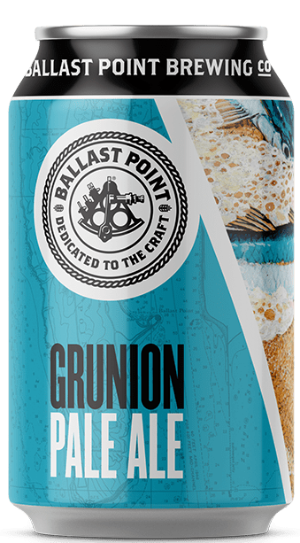 Ballast Point Grunion Pale Ale Image