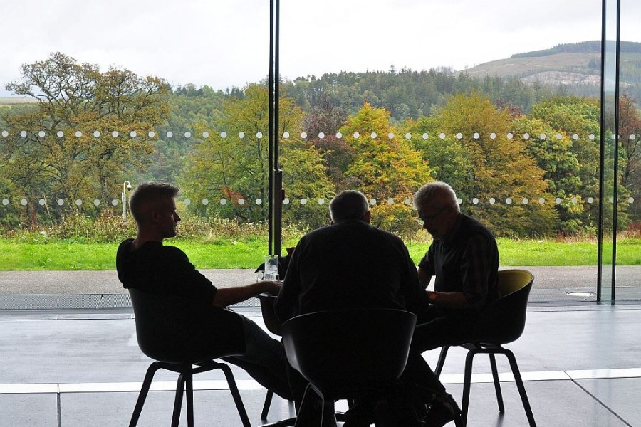 Die Whiskyreise durch Schottland wird auch bei Macallan einkehren.