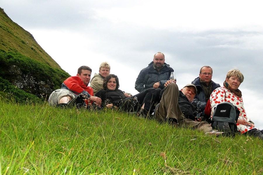 Die Bahnreisen durch Schottland kann man sowohl als Gruppenreise als auch als Individualreise durchfuehren.