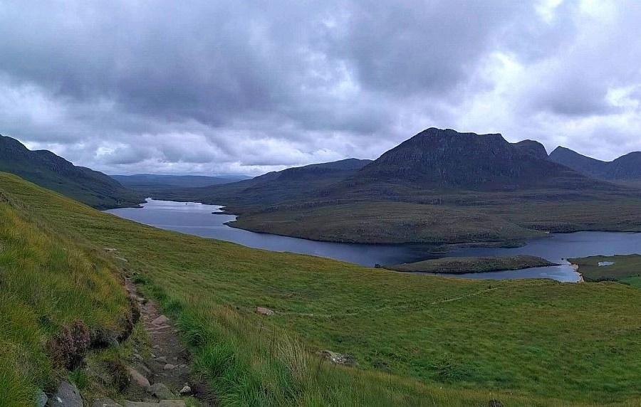 Die Gebirgsregion Wester Ross ist Teil unserer indiviudellen Wanderreise Schottland.