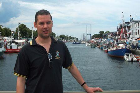 Reiseleiter Patrick Schellinger leitet unsere Stadtfuehrungen in Edinburgh und Rundreisen durch Schottland.