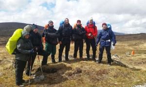 Angemessene Wanderkleidung ist in einem Schottlandurlaub bzw. einem Wanderurlaub in Schottland sehr wichtig.
