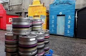 Schottland ist ein Genießerland, denn hier wird auf Genussreisen auch Craft Beer gekostet.