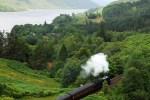Harry Potter Fans kommen bei einer Familienreise durch Schottland auf ihre Kosten.