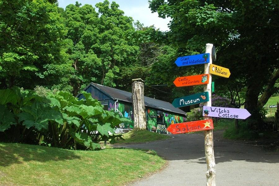 Viele einfache Wander-Routen haben wir in unsere Familienreisen in Schottland integriert.