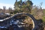 Carrbridge ist einen kleinen Abstecher auf unserer Familienreise durch Schottland wert.